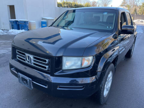 2006 Honda Ridgeline for sale at Best Deal Motors in Saint Charles MO