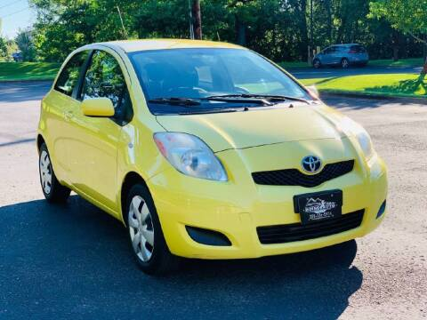 2009 Toyota Yaris for sale at Boise Auto Group in Boise ID