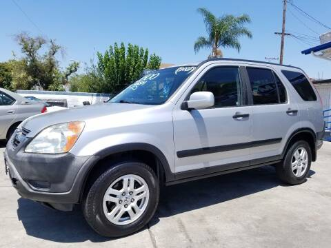 2002 Honda CR-V for sale at Olympic Motors in Los Angeles CA