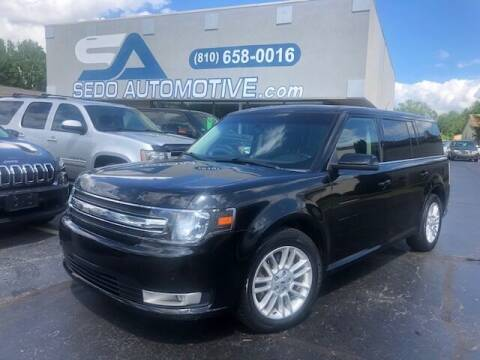 2014 Ford Flex for sale at Sedo Automotive in Davison MI