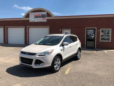 2014 Ford Escape for sale at Family Auto Finance OKC LLC in Oklahoma City OK