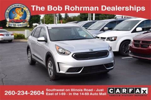 2019 Kia Niro for sale at BOB ROHRMAN FORT WAYNE TOYOTA in Fort Wayne IN