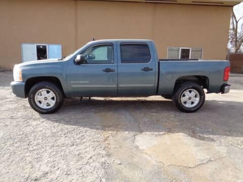 2010 Chevrolet Silverado 1500 for sale at AUTO PRO in Oklahoma City OK