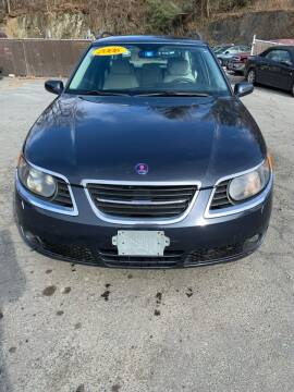 2006 Saab 9-5 for sale at ALAN SCOTT AUTO REPAIR in Brattleboro VT
