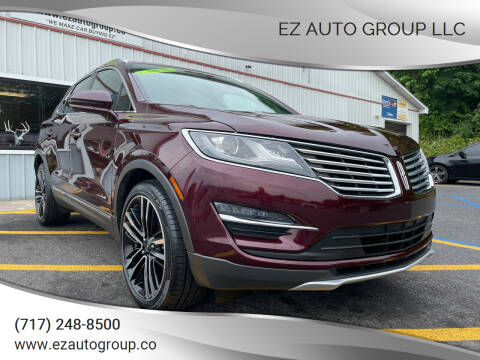 2017 Lincoln MKC for sale at EZ Auto Group LLC in Lewistown PA