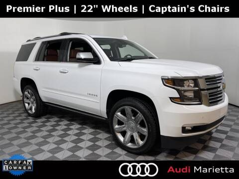 2020 Chevrolet Tahoe for sale at CU Carfinders in Norcross GA
