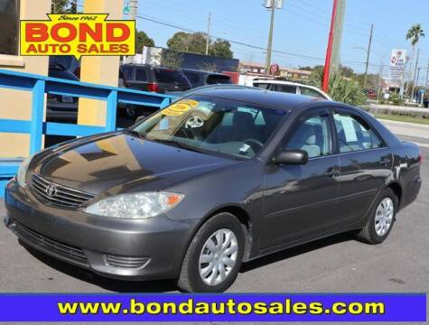 2006 Toyota Camry for sale at Bond Auto Sales in St Petersburg FL