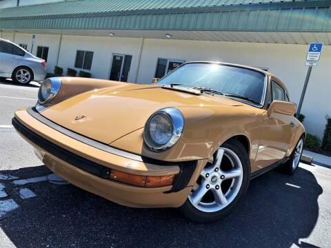 1978 Porsche 911 for sale at Fisher Motor Group LLC in Bradenton FL