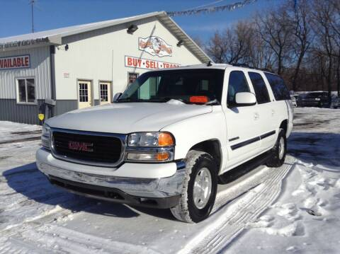 2006 GMC Yukon XL for sale at Steves Auto Sales in Cambridge MN