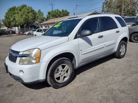 2009 Chevrolet Equinox for sale at Larry's Auto Sales Inc. in Fresno CA
