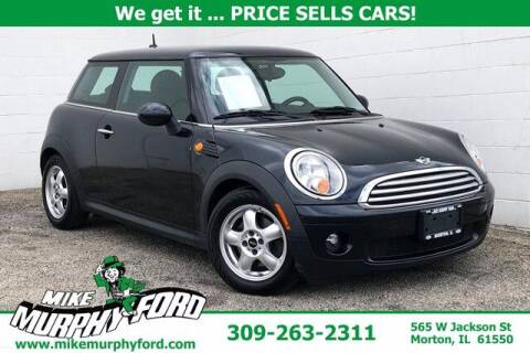 2009 MINI Cooper for sale at Mike Murphy Ford in Morton IL
