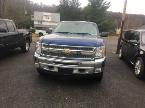 2013 Chevrolet Silverado 1500 for sale at K B Motors in Clearfield PA