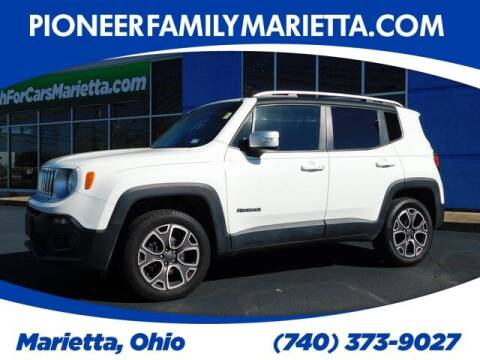 2016 Jeep Renegade for sale at Pioneer Family preowned autos in Williamstown WV
