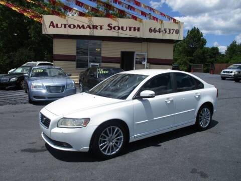 2010 Volvo S40 for sale at Automart South in Alabaster AL