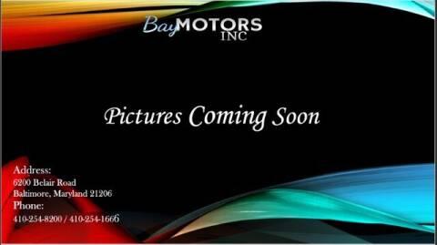 2011 Honda CR-Z for sale at Bay Motors Inc in Baltimore MD