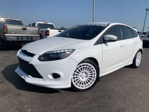 2013 Ford Focus for sale at Superior Auto Mall of Chenoa in Chenoa IL