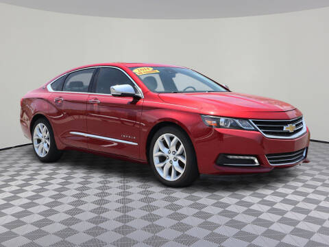 2014 Chevrolet Impala for sale at David Family Auto in New Port Richey FL
