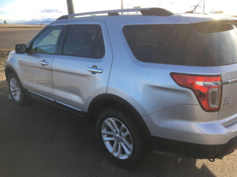 2015 Ford Explorer for sale at A Plus Auto LLC in Great Falls MT
