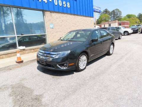 2010 Ford Fusion Hybrid for sale at 1st Choice Autos in Smyrna GA