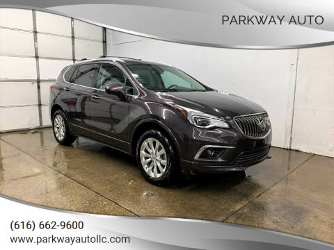 2017 Buick Envision for sale at PARKWAY AUTO in Hudsonville MI