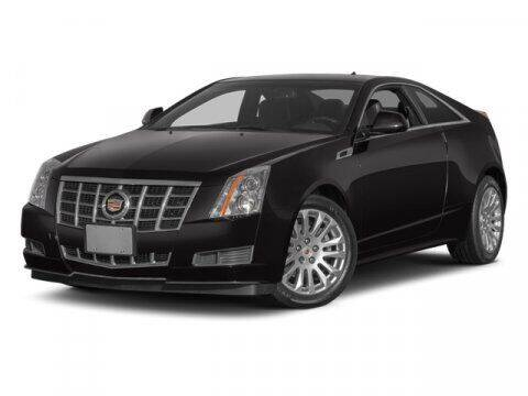2014 Cadillac CTS for sale at Robert Loehr Chrysler Dodge Jeep Ram in Cartersville GA