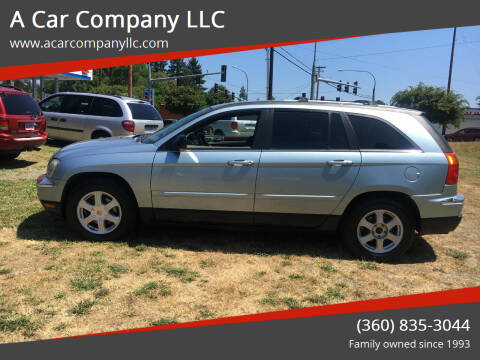 2004 Chrysler Pacifica for sale at A Car Company LLC in Washougal WA