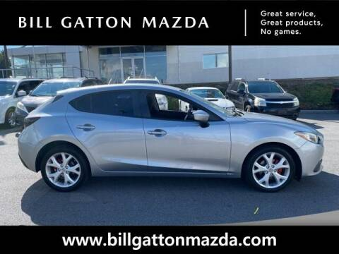2014 Mazda MAZDA3 for sale at Bill Gatton Used Cars - BILL GATTON ACURA MAZDA in Johnson City TN