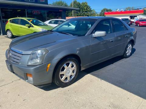 2004 Cadillac CTS for sale at Wise Investments Auto Sales in Sellersburg IN