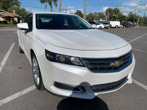 2015 Chevrolet Impala for sale at Consumer Auto Credit in Tampa FL