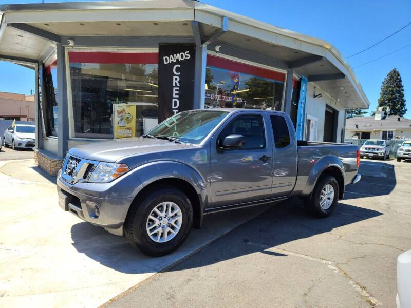 2017 Nissan Frontier for sale at Imports Auto Sales & Service in San Leandro CA