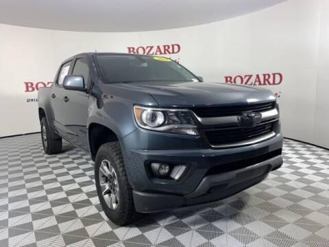 2019 Chevrolet Colorado for sale at BOZARD FORD in Saint Augustine FL