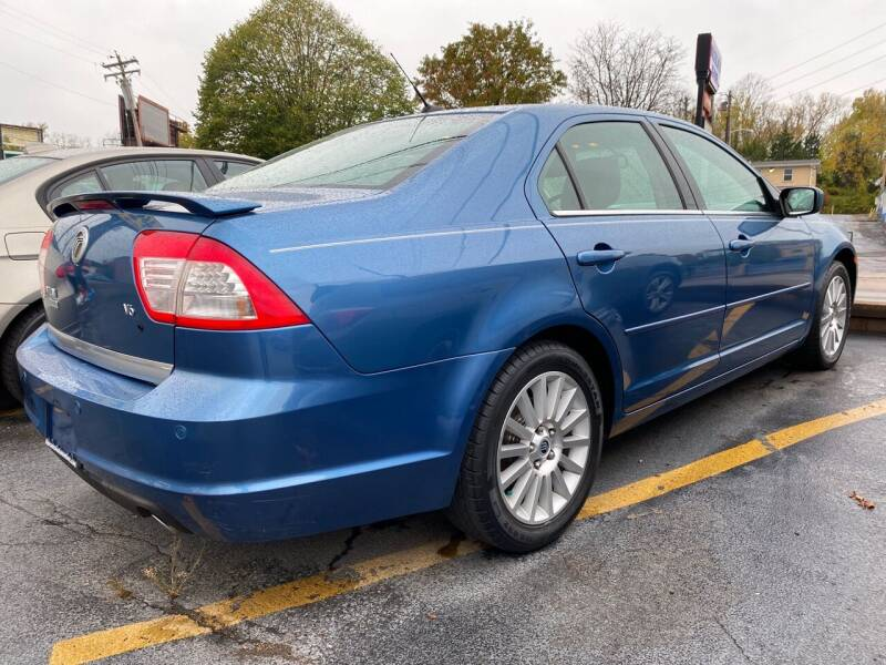 2009 Mercury Milan V6 Premier 4dr Sedan - Cincinnati OH