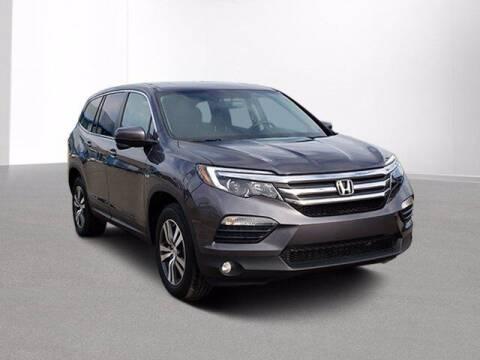 2018 Honda Pilot for sale at Jimmys Car Deals in Livonia MI