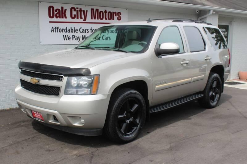 2007 Chevrolet Tahoe for sale at Oak City Motors in Garner NC