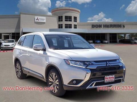 2020 Mitsubishi Outlander for sale at Don Herring Mitsubishi in Plano TX