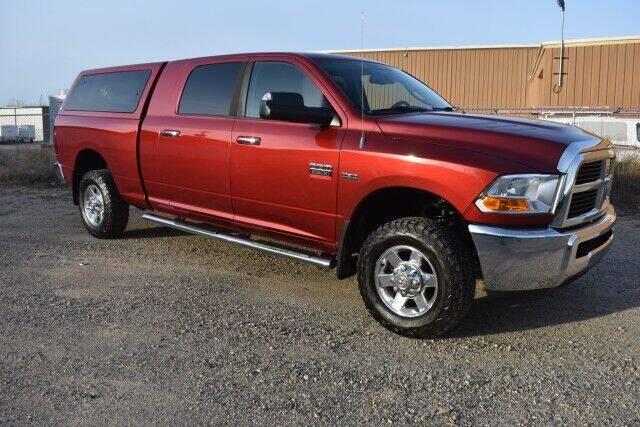 2011 RAM Ram Pickup 2500 for sale at Paris Motors Inc in Grand Rapids MI