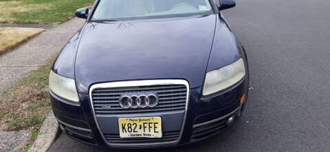 2005 Audi A6 for sale at Premium Motors in Rahway NJ