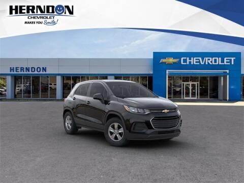 2020 Chevrolet Trax for sale at Herndon Chevrolet in Lexington SC