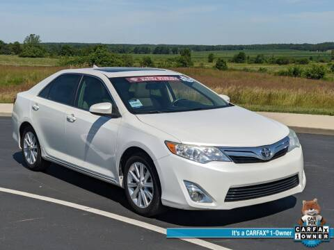 2014 Toyota Camry for sale at Bob Walters Linton Motors in Linton IN