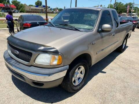 2001 Ford F-150 for sale at Cash Car Outlet in Mckinney TX