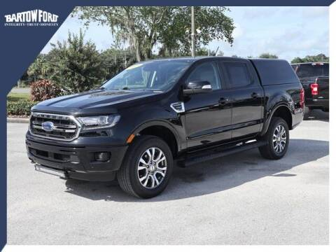 2019 Ford Ranger for sale at BARTOW FORD CO. in Bartow FL
