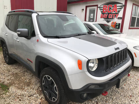 2015 Jeep Renegade for sale at Bay City Auto's in Mobile AL