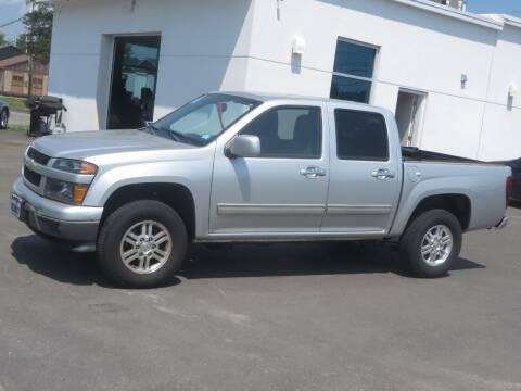 2011 Chevrolet Colorado for sale at Price Auto Sales 2 in Concord NH