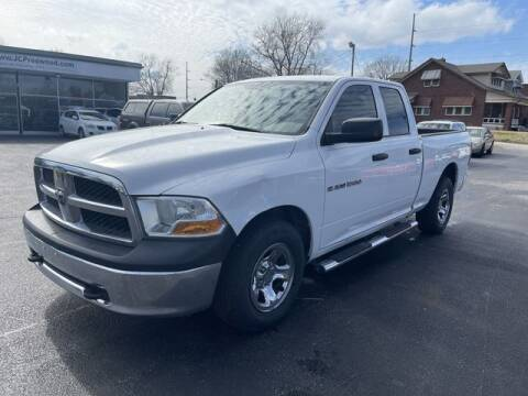 2011 RAM Ram Pickup 1500 for sale at JC Auto Sales in Belleville IL