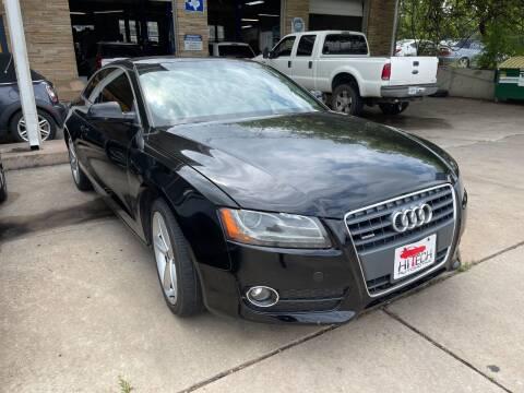 2010 Audi A5 for sale at Hi-Tech Automotive - Congress in Austin TX