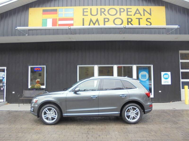 2015 Audi Q5 for sale at EUROPEAN IMPORTS in Lock Haven PA