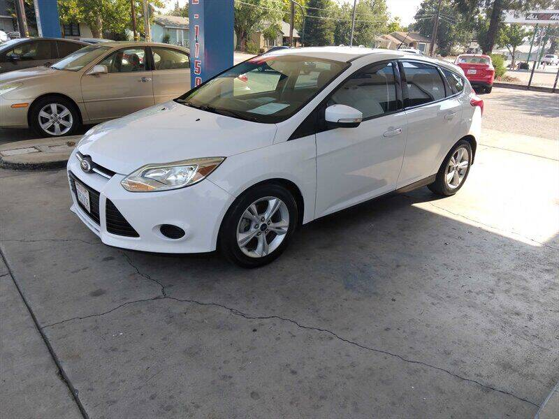 2014 Ford Focus for sale at Nor Cal Auto Center in Anderson CA