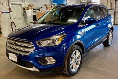 2019 Ford Escape for sale at Reinecke Motor Co in Schuyler NE