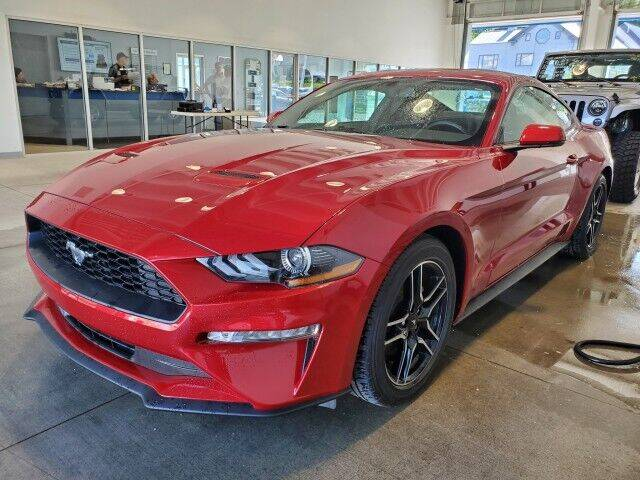2020 Ford Mustang for sale in Ludlow, VT