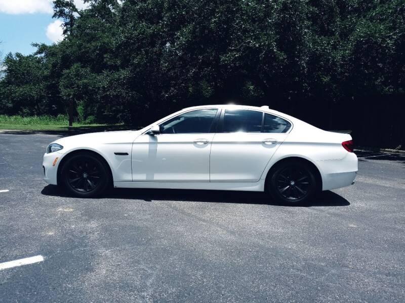 2016 BMW 5 Series for sale at 57 Auto Sales in San Antonio TX